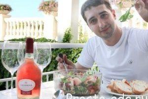 Итальянский Летний салат