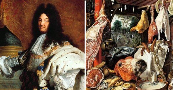 О том , как неумный аппетит французского короля породил великолепную кухню