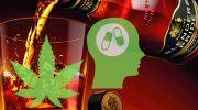 Новое открытие — виски опаснее героина