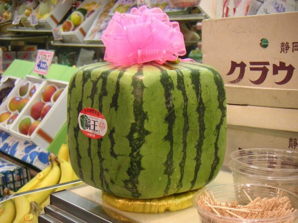 5 самых дорогих продуктов  в Японии