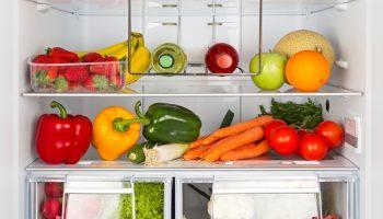 Правильное хранение еды в холодильнике 🍏
