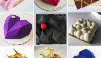Удивительные архитектурные торты Динары Касько — много нереально красивых и «вкусных» фото