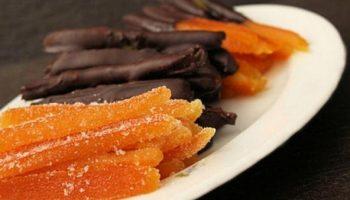 Как сделать домашние цукаты из апельсинов и других цитрусовых