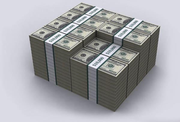 Миллион долларов