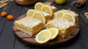 Любимый семейный лимонный пирог — рецепт от Ирины Аллегровой