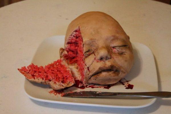 Пугающие на вид торты, которые страшно резать, не то что есть (20 фото)