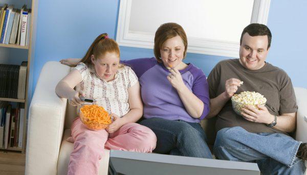 Семейное ожирения