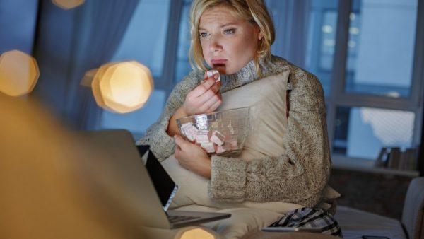 Заедание стресса. Фото из открытого доступа