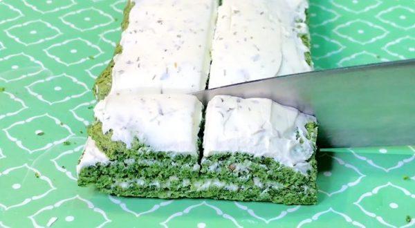 Очень красивые и вкусные закусочные пирожные с красной рыбой - оторваться невозможно