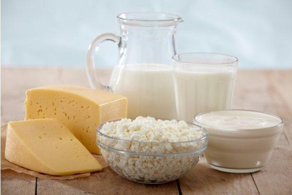 Молочные продукты. Фото Значение Са для человека. Фото 12gp.by