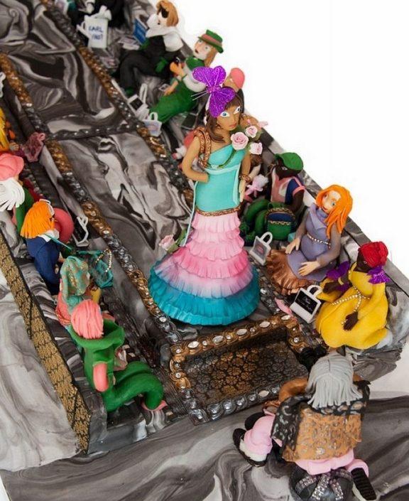 Самый дорогой торт в мире. Фото rusjev.net