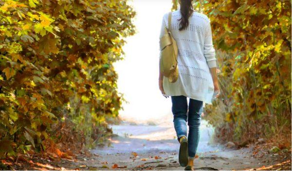 Пешие прогулки. Фото homeology.live