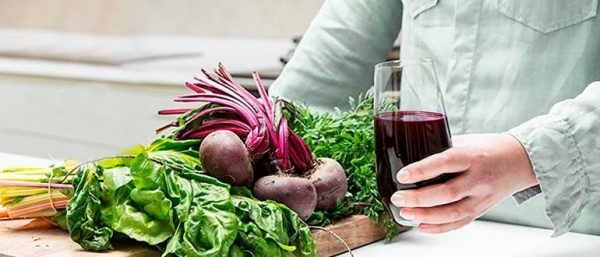 Свекольный сок. Фото fructberry.ru