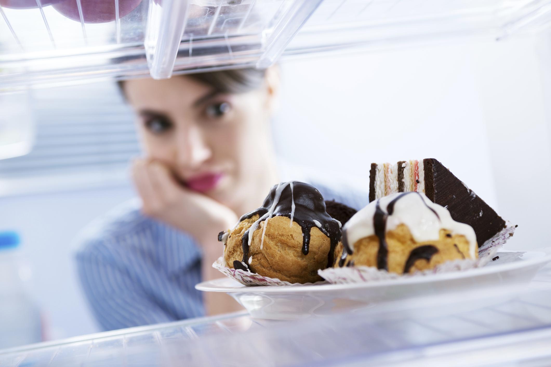 Как обмануть чувство голода. Фото domashniy.ru