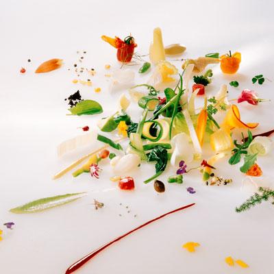 10 самых красивых ресторанных блюд мира - фото и описание