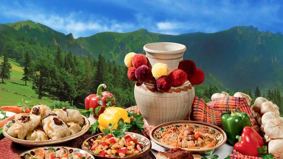 Цыганская кухня. Фото prelest.com