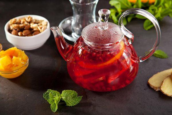 Цыганский чай больше похож на компот. Фото moslenta.ru