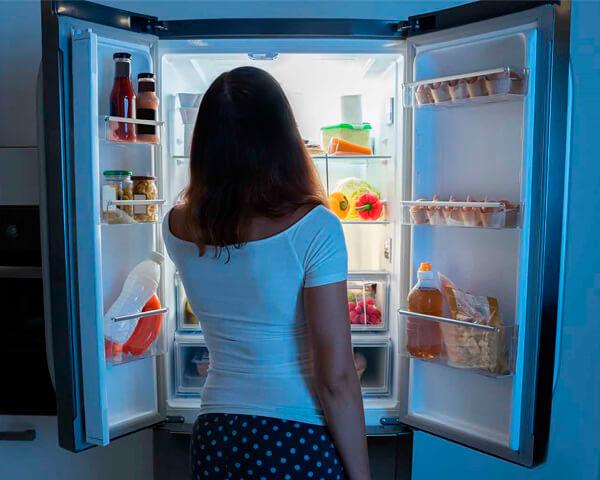 Как перестать есть ночью. Фото ecoclub