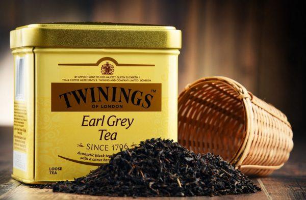 Чай с бергамотом. Фото tea.ru
