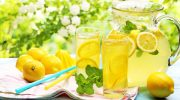 Настоящий лимонад по рецепту турецких отелей all inclusive – нужны всего 1 лимон и 1 апельсин