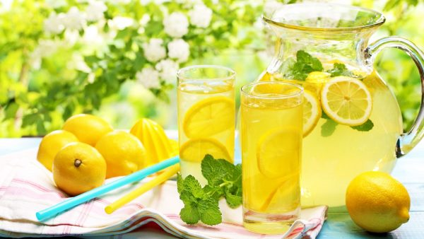 Турецкий лимонад. Фото edalnya