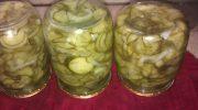 Венгерский огуречный салат Чаламада – любимая заготовка на зиму