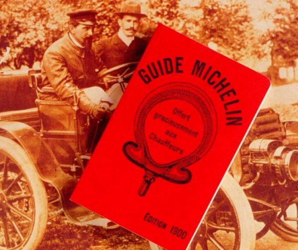 Первая мишленовская красная книжечка