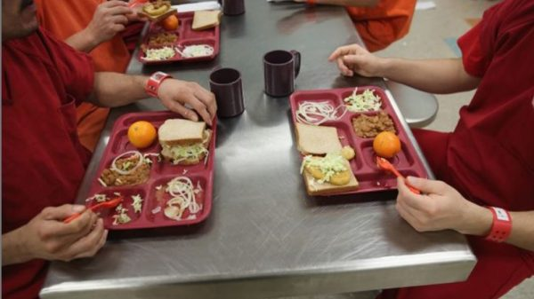 Тюремная еда в Мексике