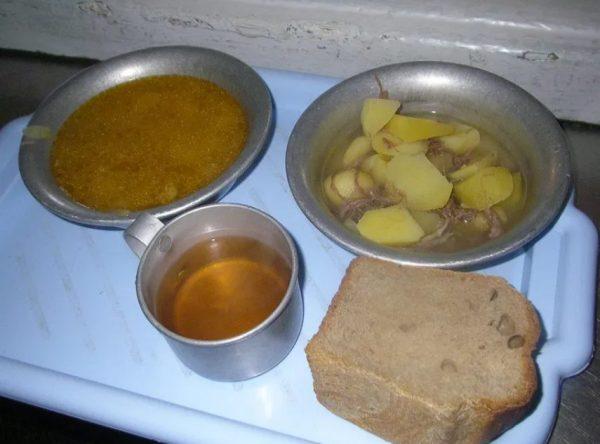 Обед для зэка