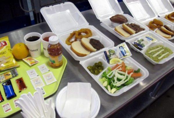 Еда в США