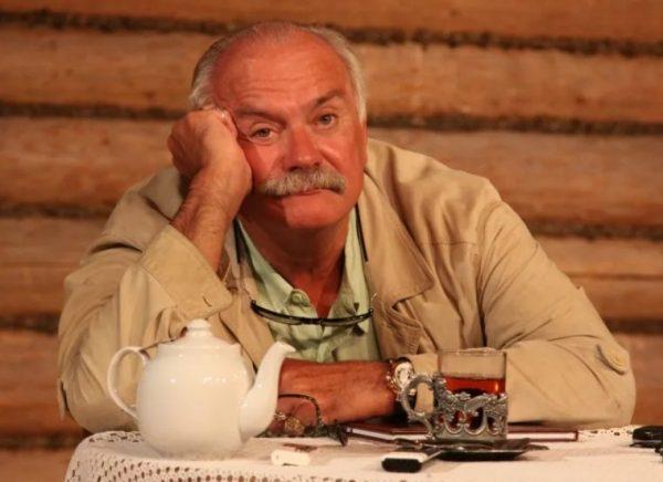 Никита Михалков. Фото Яндекс.Картинки