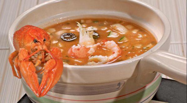Суп из раковых шеек. Фото иллюстративное, источник: gastronom