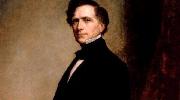 14-й Президент США Франклин Пирс. Фото