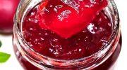 Эксклюзив: варенье из жареных на сковороде слив – получается прозрачным и сочным как желе