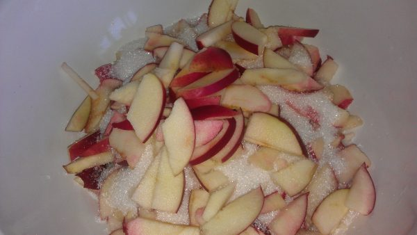Яблочный джем со шкурками - сияющая, красивая, полезная вкуснота