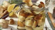 Рецепт идеального маринада для любых грибов: гарантировано получаются хрустящие, в меру кисленькие