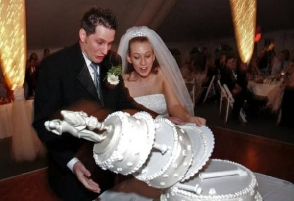 5 необычных фактов о свадебных тортах, которые вы, скорее всего не знали и 10 фото, когда торт и не попробовали