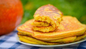 Татарские тыквенные блины: пышные, мягкие, вкусные